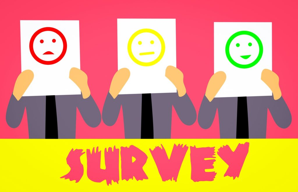 Umfrage kennenlernen