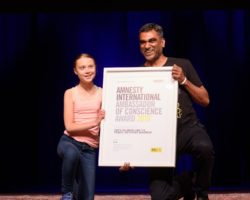 Amnesty International verurteilt menschengemachten Klimawandel als Menschenrechtsverstoß